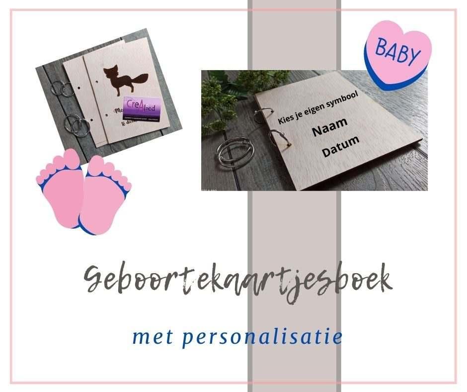 Geboortekaartjesboek